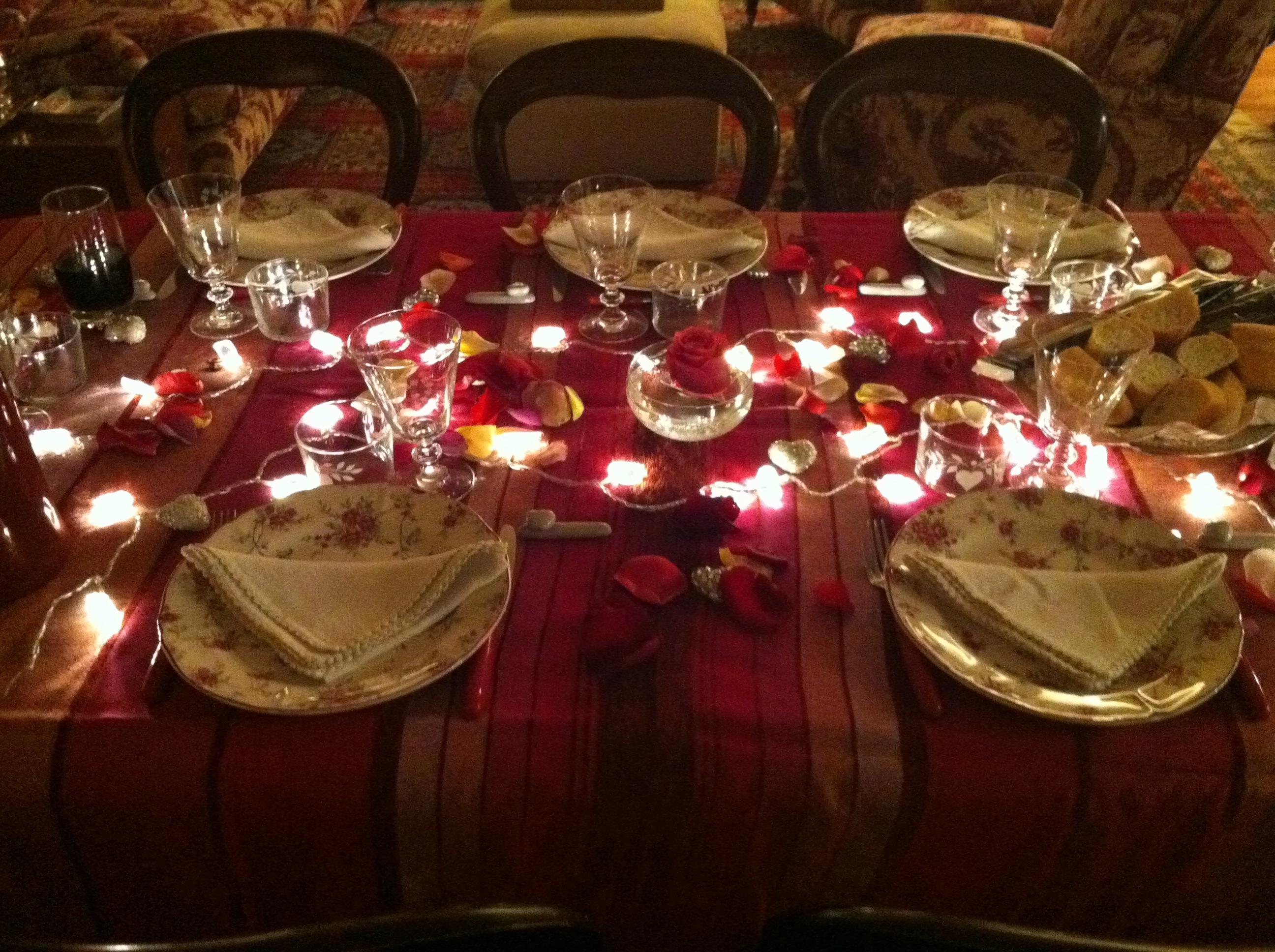 Cena italiana en casa mr mrs gourmet for Decoracion italiana